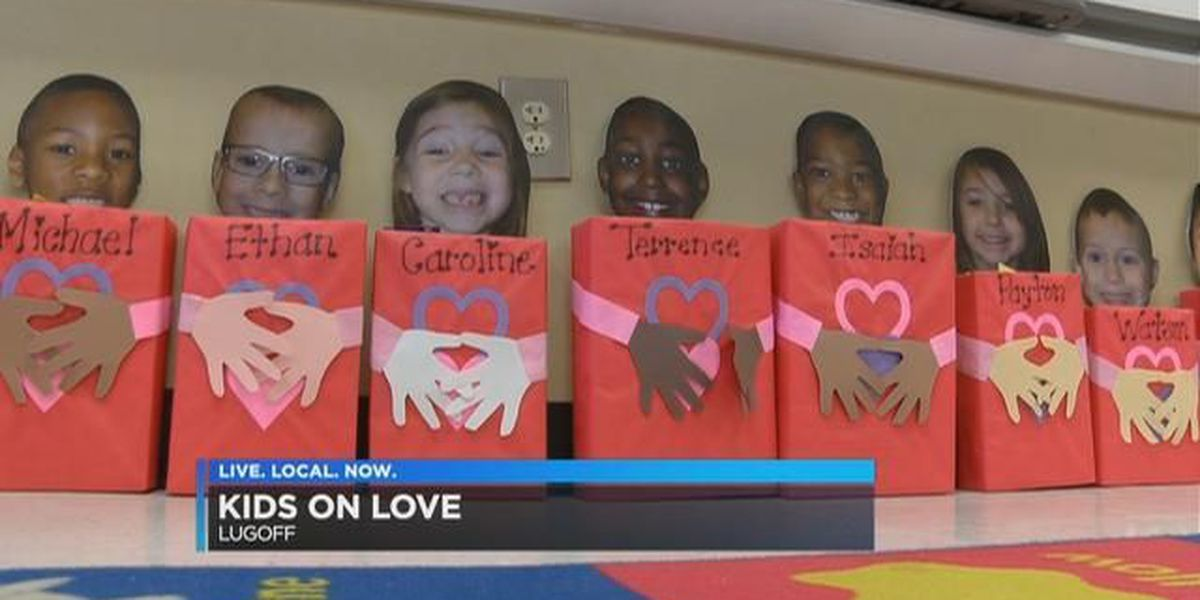 Midlands kids: 'Love is when you care for people'