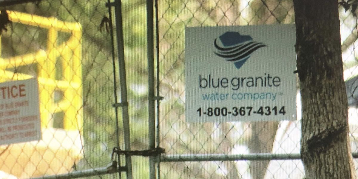 Blue Granite Water apologizes to customers about Lake Murray sewer system spill