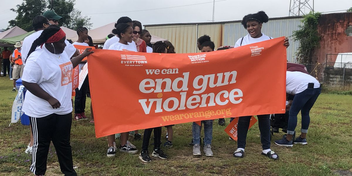 Columbia participates in nationwide Wear Orange Weekend to raise awareness for gun violence