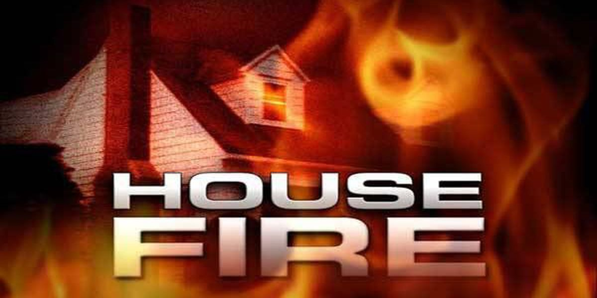 Hopkins residential fire sends one to the hospital