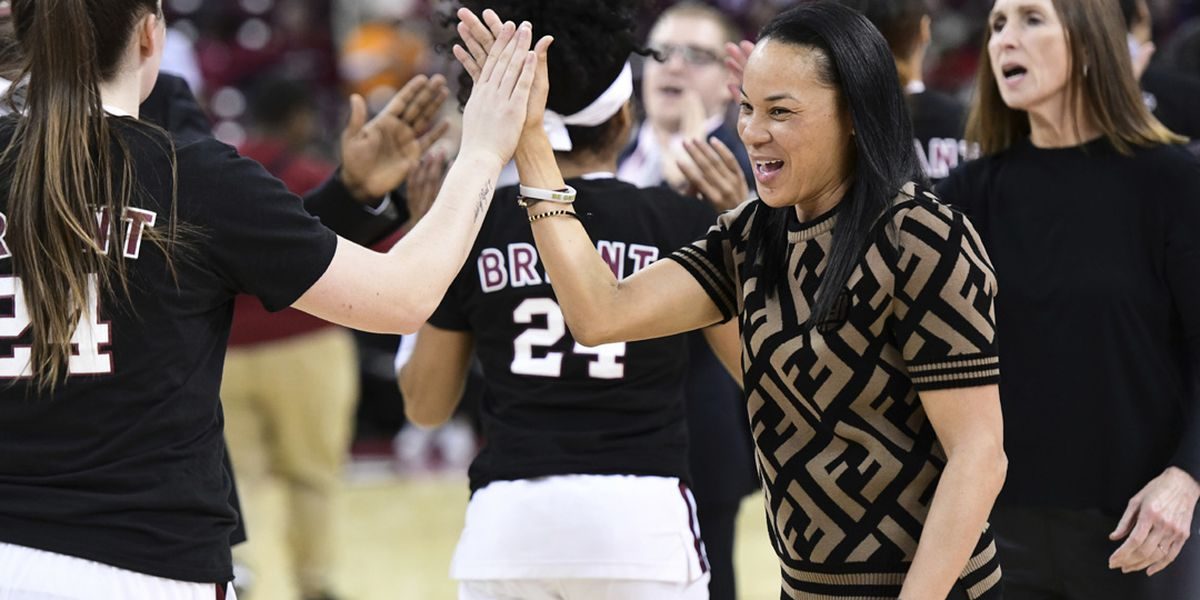 Gamecock women stay atop AP Top 25 following dominant wins