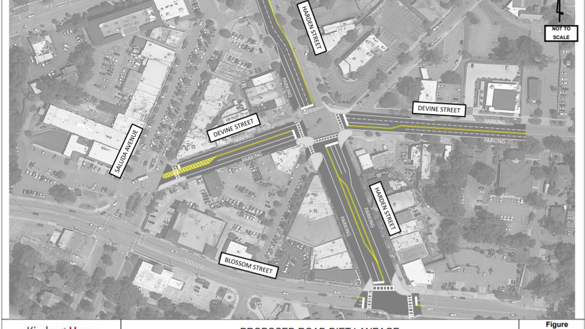 $4 million secured for road projects as Five Points area undergoes changes