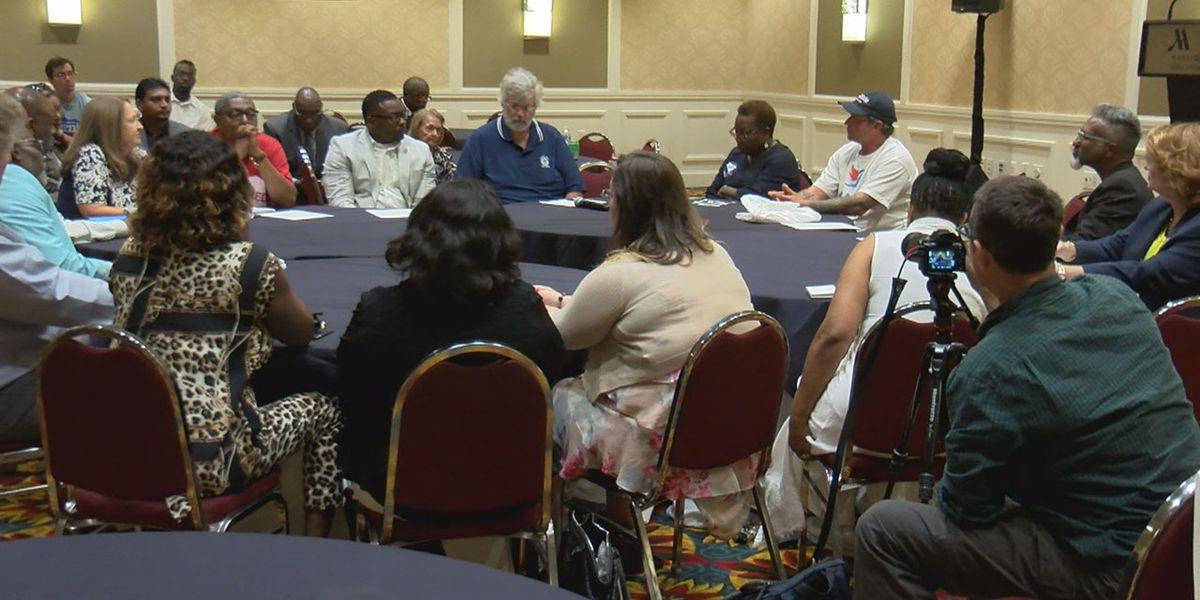 Midlands union leaders discuss workers' rights at roundtable forum