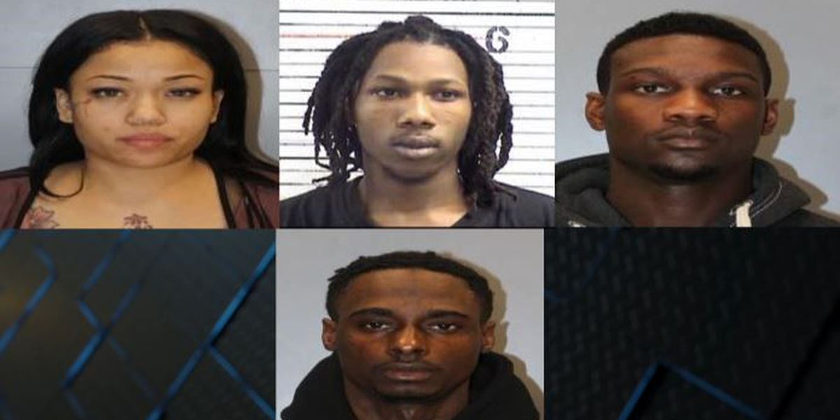 UPDATE: Sheriff identifies suspects arrested following trooper-involved shooting
