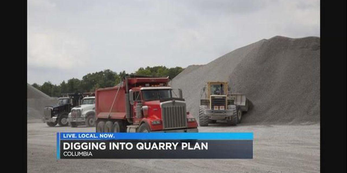 Lexington Co. homeowners still hammering Vulcan Quarry plan