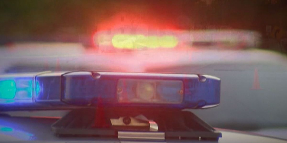 Driver arrested at end of high-speed chase on I-20 that crossed county lines