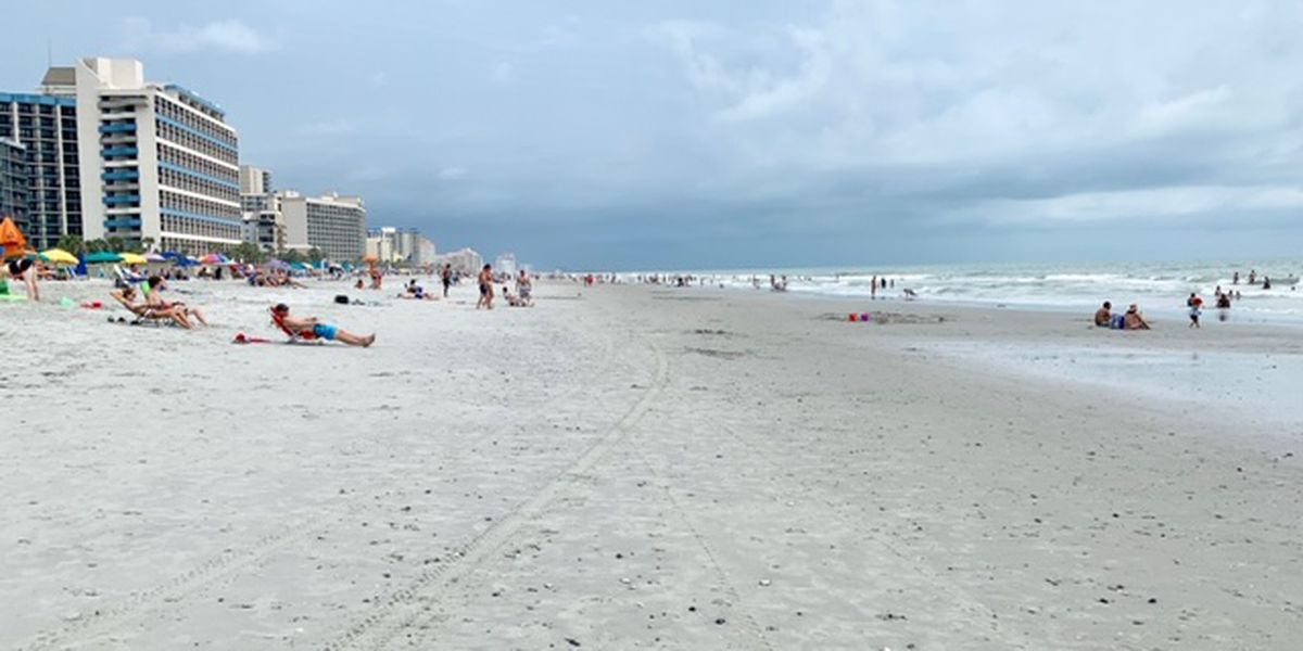 Man dies after being pulled from the ocean near 71st Ave. in Myrtle Beach