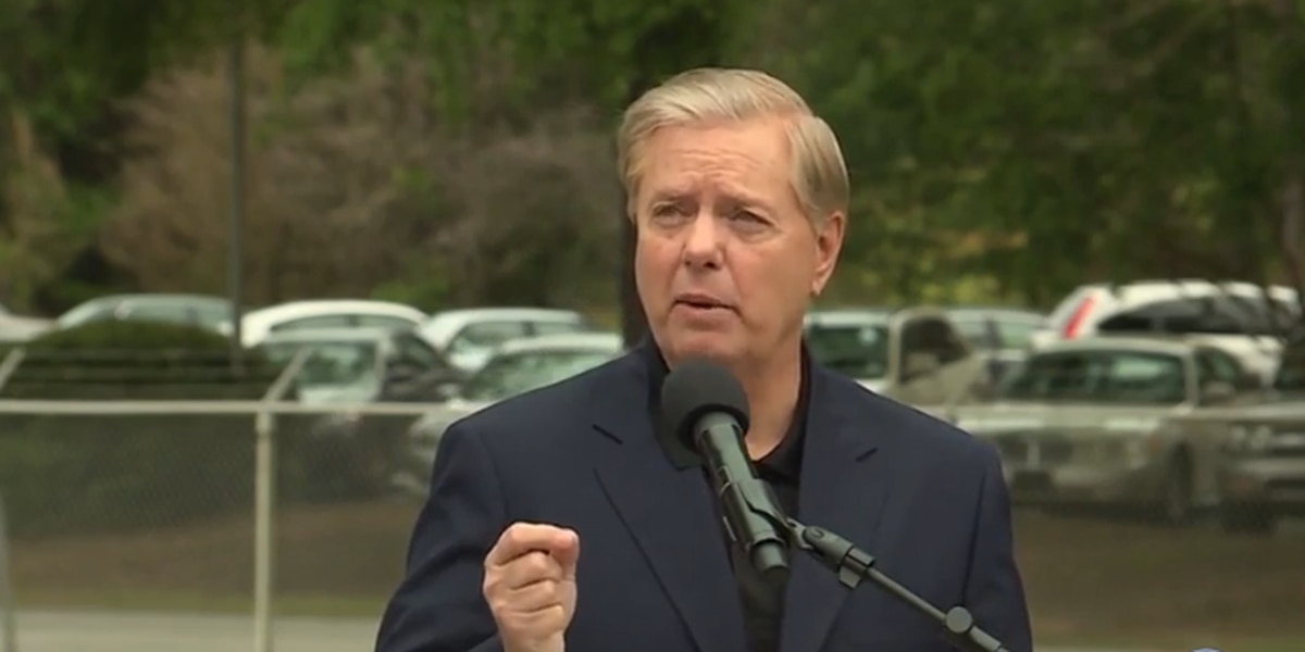 AP: Graham defeats three GOP challengers for U.S. Senate seat, will face Harrison in November