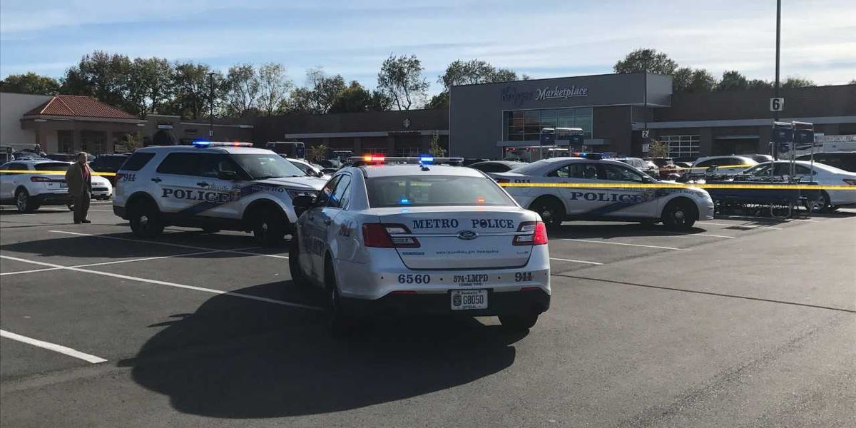 Multiple People Shot At A Kentucky Kroger — HAPPENING NOW