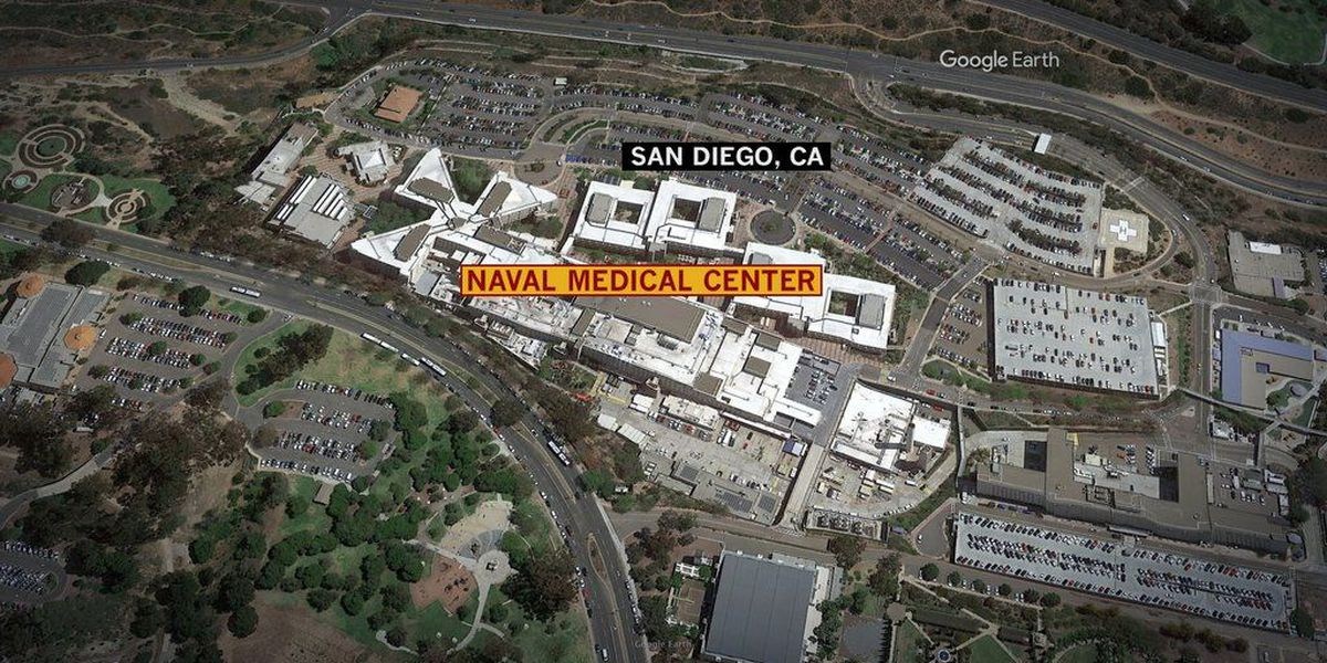 Navy: No Injuries, evidence in Navy Medical Center San Diego Lockdown