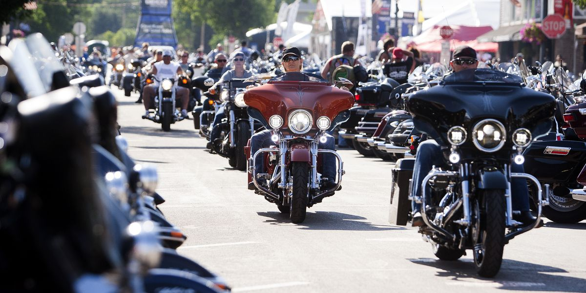 Annual Sturgis rally expecting 250K, stirring virus concerns