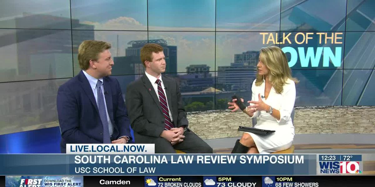 Talk of the Town: SC Law Review to hold symposium on human trafficking