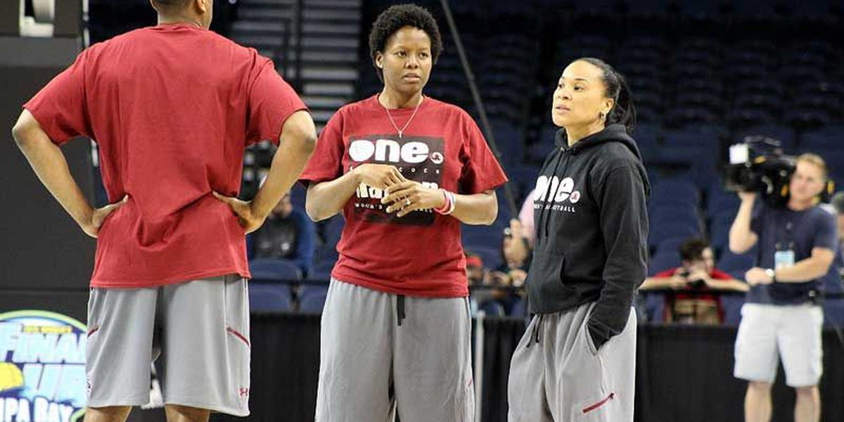 Gamecocks assistant McCray-Penson named head coach at Old Dominion