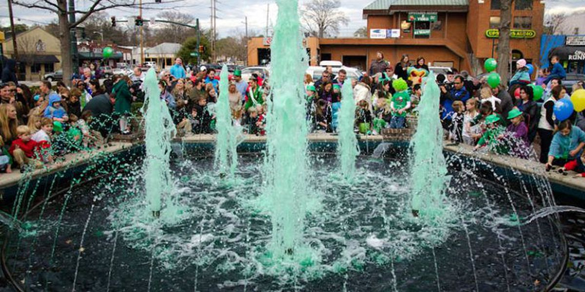 St. Pat's Day in Five Points is upon us!