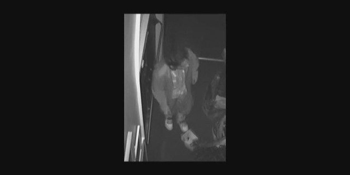 Thief sought after stealing $3,000 worth of items from church
