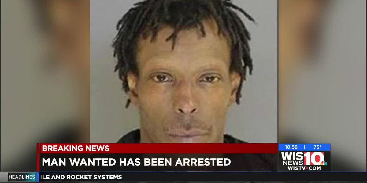 UPDATE: 'Armed and dangerous' SC man wanted for attempted murder, more violent crimes in Sumter Co. arrested, deputies say