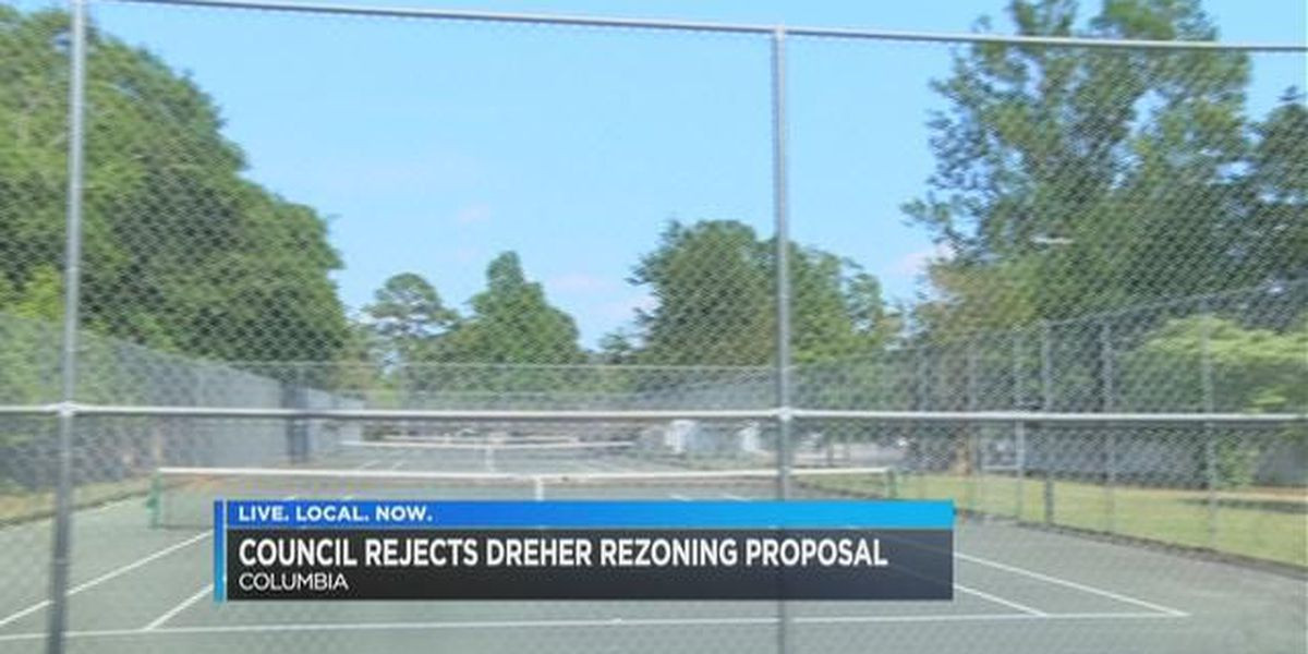 No decision on proposal for Dreher H.S. athletic facilities