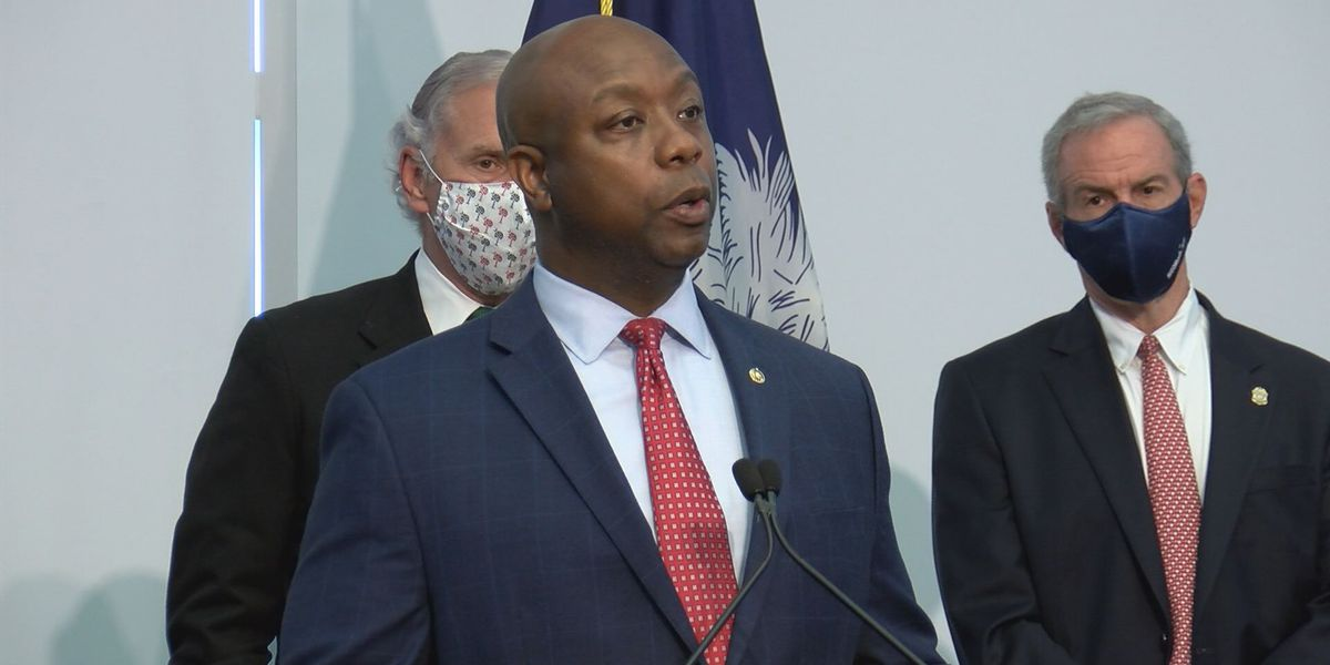 Sen. Tim Scott to propose commission to examine integrity of November election
