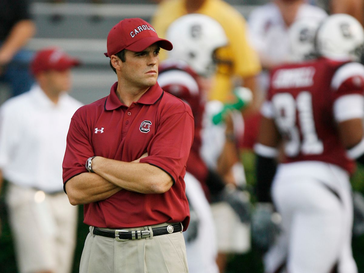 Shane Beamer believed to be 'leader' for South Carolina job
