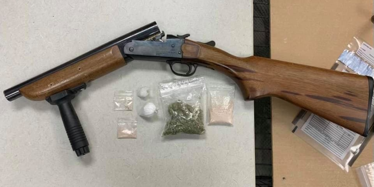 Man, woman arrested for drug possession in Kershaw County