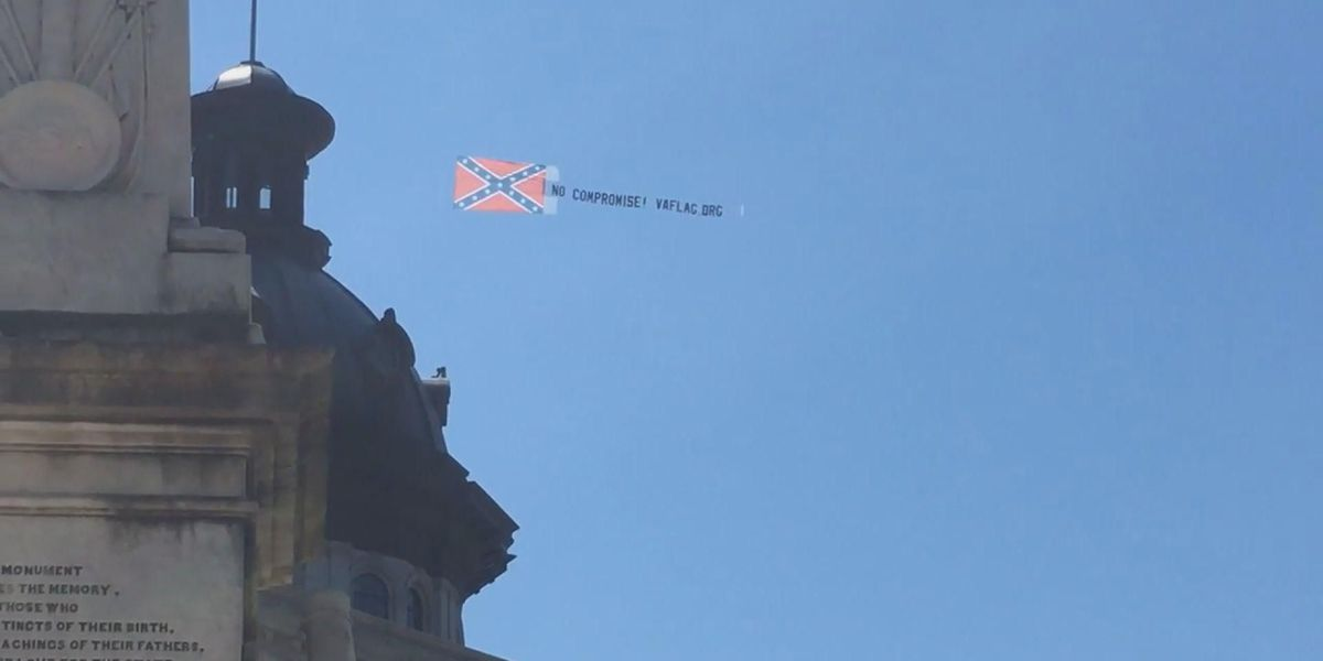 Group promises more eye-catching Confederate flag displays in SC