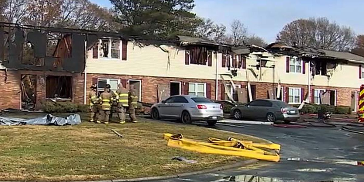 Coroner identifies 4-year-old girl killed in Clinton apartment complex fire