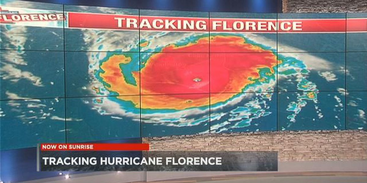 High school football games will be impacted by Hurricane Florence this weekend