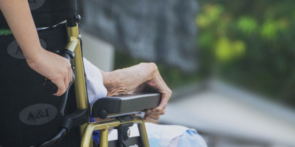 DHEC promotes virtual visitation grant for nursing homes