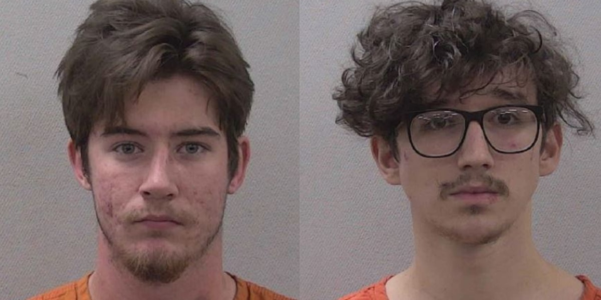 Two men arrested in connection with break-in at Lexington County school
