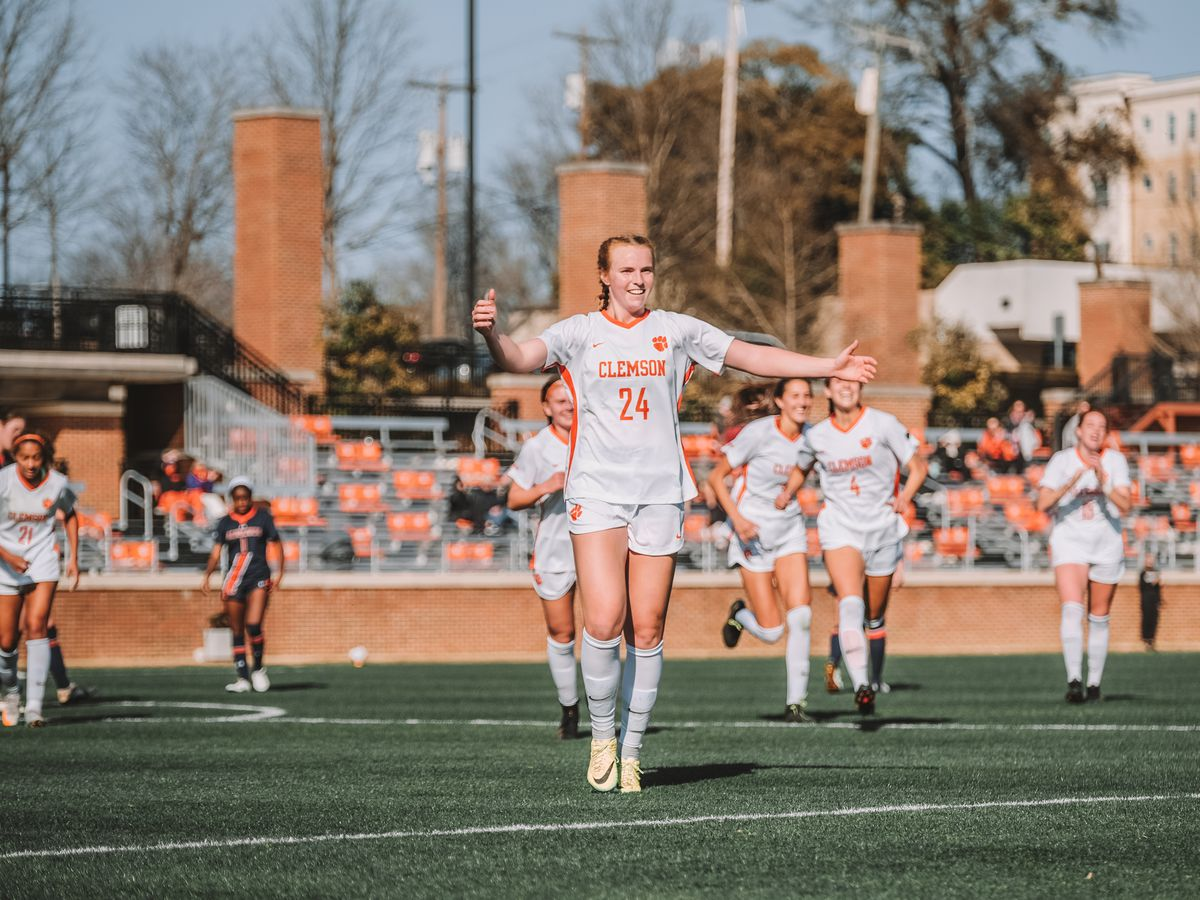 Bornkamp Named ACC Offensive Player of the Week