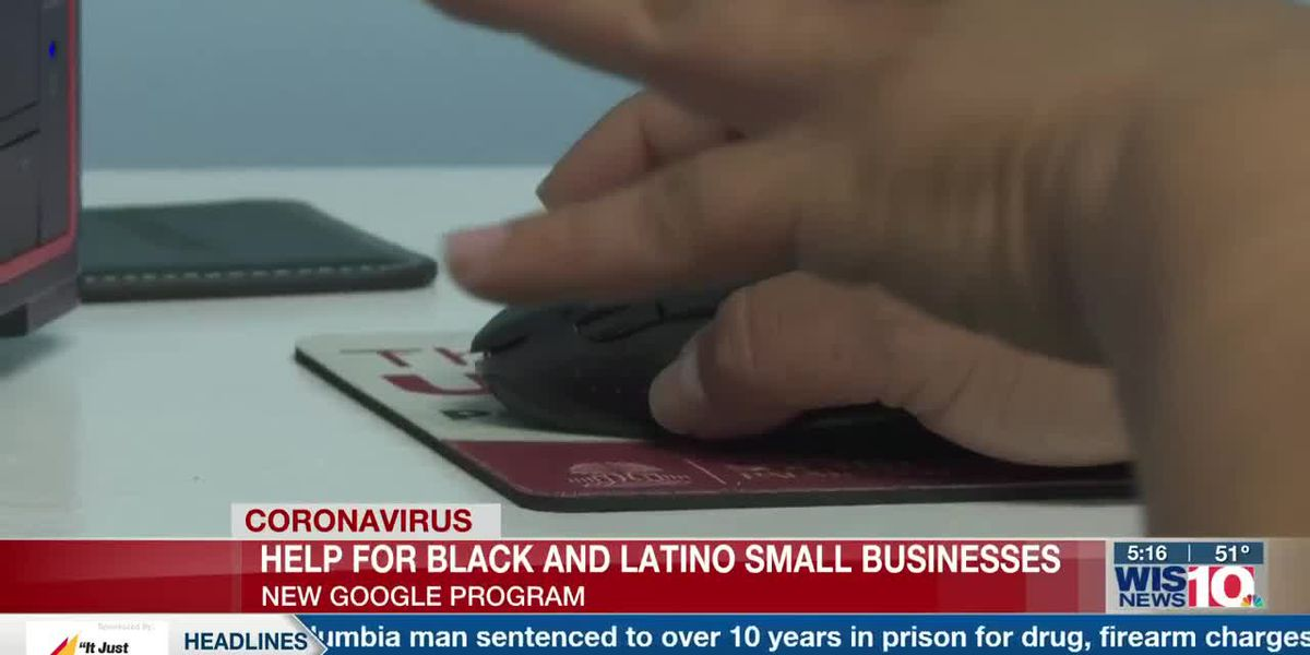 Google launches program to help minority-owned businesses grow in SC