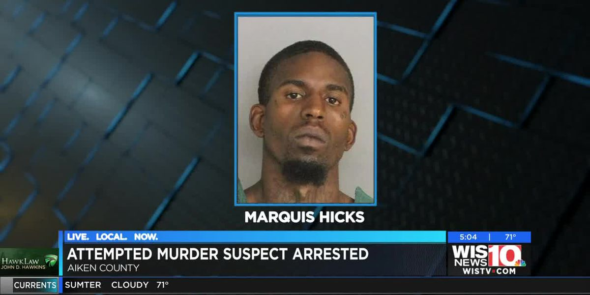 Attempted murder suspect arrested