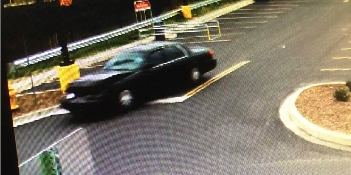 Sumter Police looking for car involved in hit and run