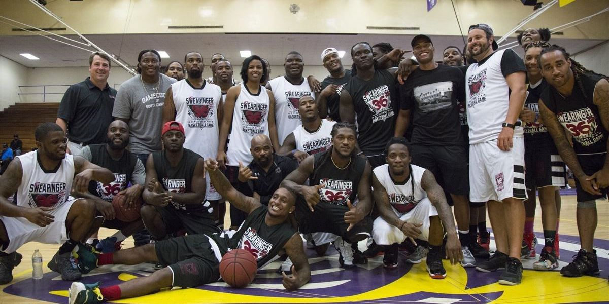 Swearinger brings back Gamecock greats for charity hoops contest