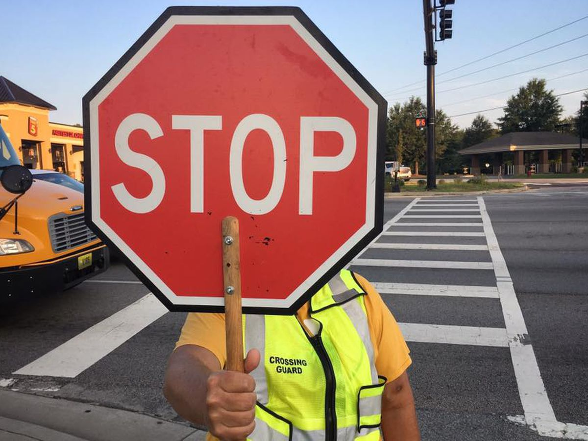 Lexington County One 'School Zone Traffic Safety Plan' begins as students return to class