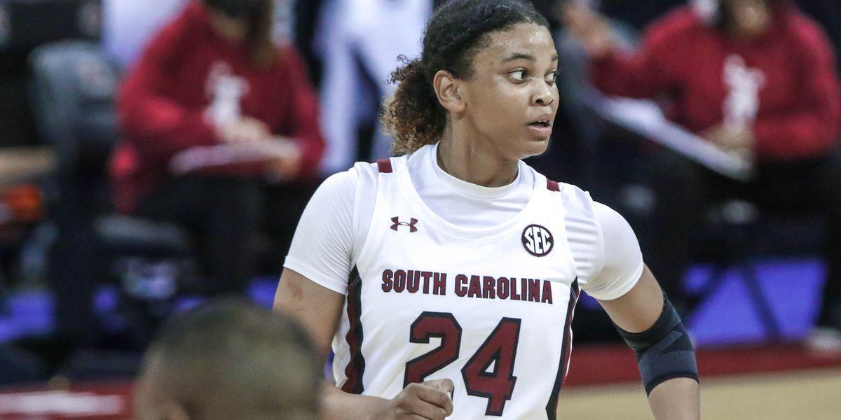 Grissett's approach off the bench elevates Carolina women's basketball