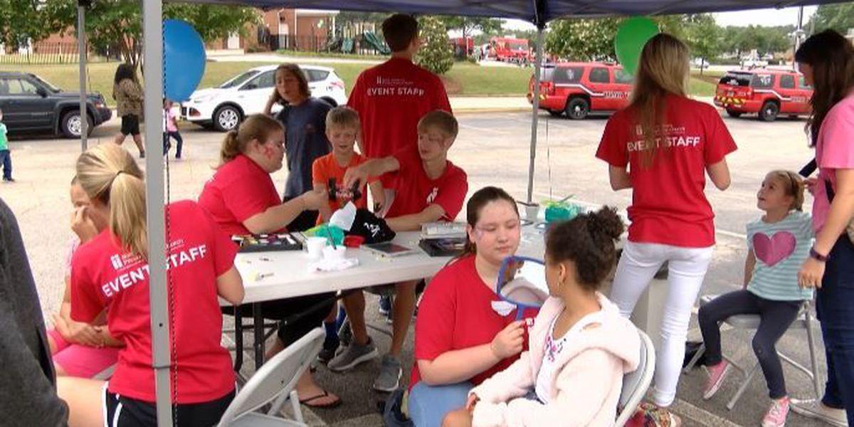 Irmo church hosts Community Appreciation Day carnival