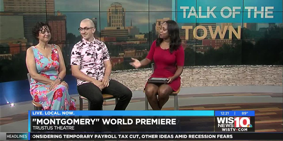 Talk of the Town: Montgomery world premiere