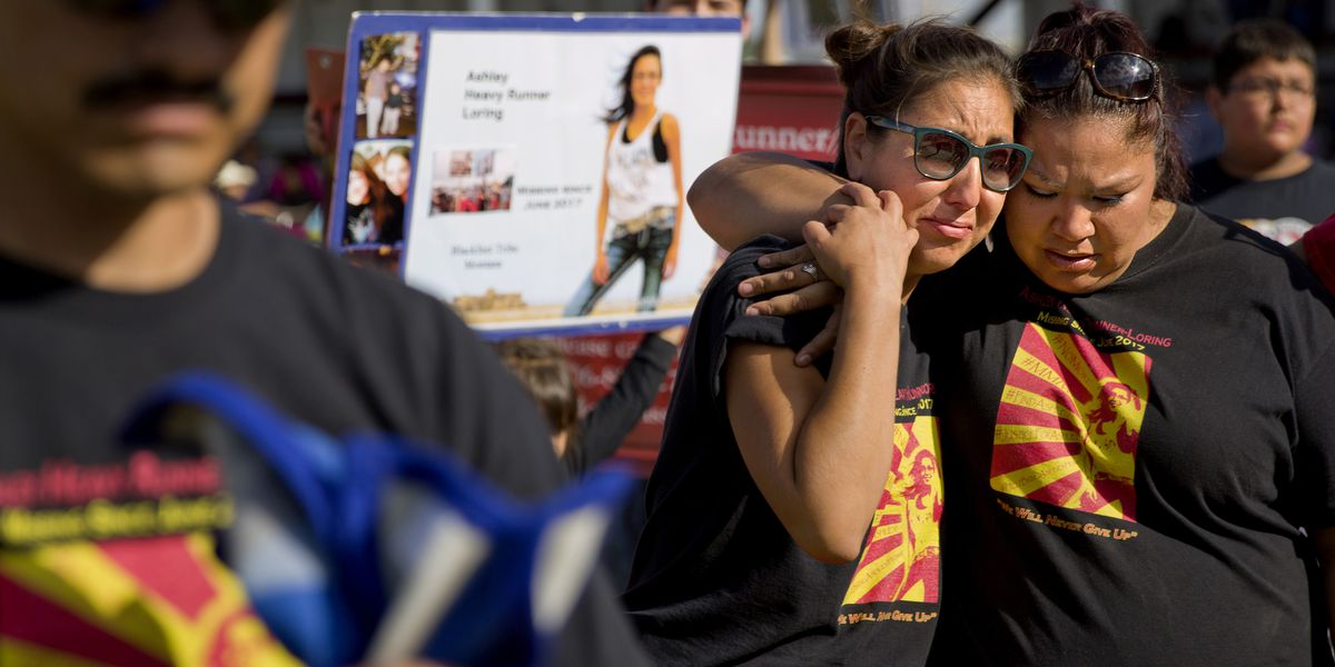 Report cites weak reporting on missing, killed Native women
