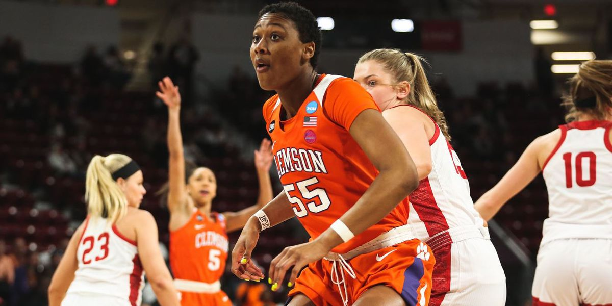 Clemson advance in NCAA Women's Tournament with win over South Dakota