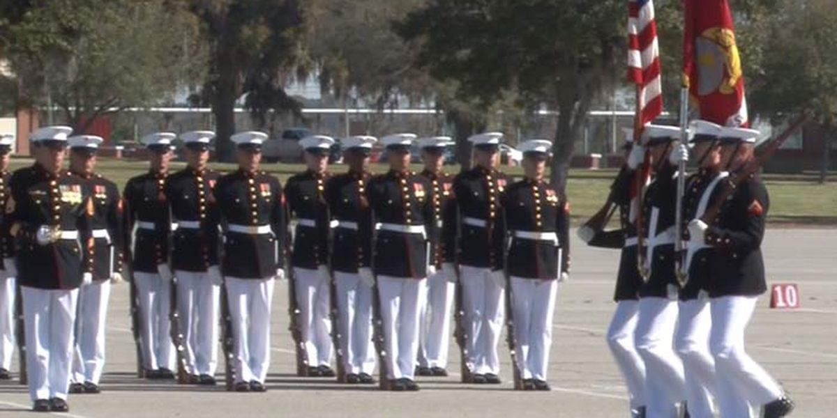 Scott, Graham respond to report Marine Corps is considering closing Parris Island