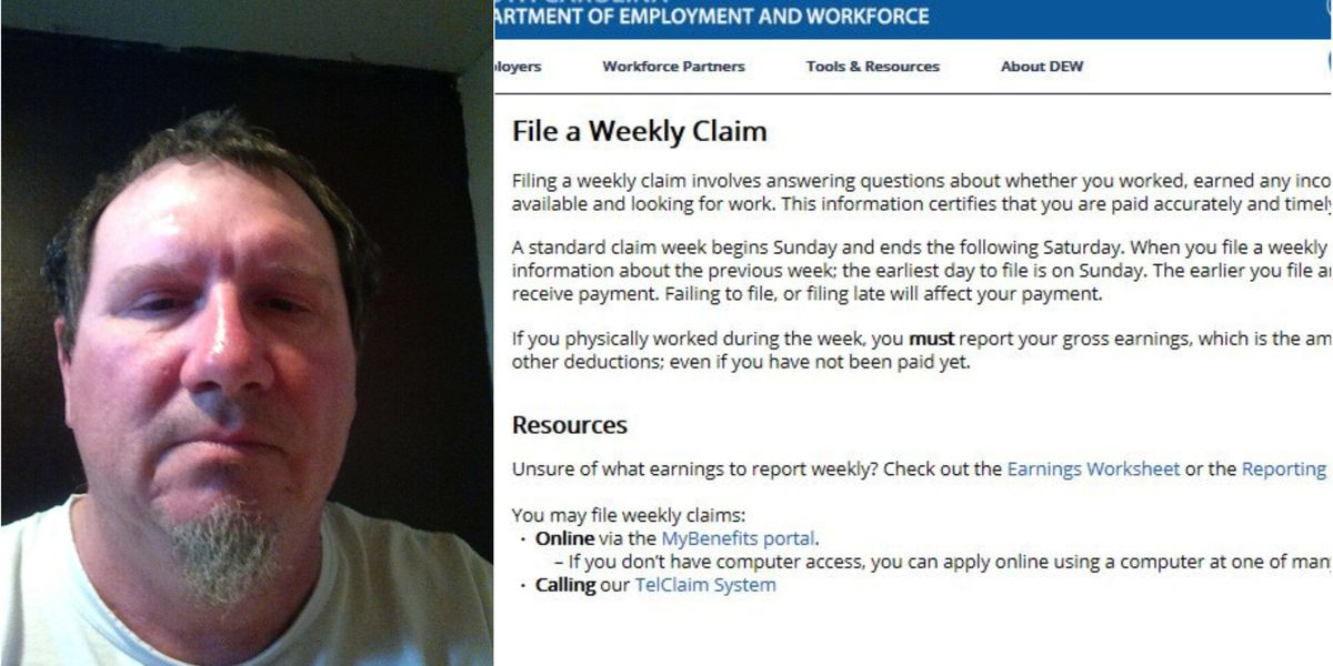 Laid-off V.C. Summer workers report problems collecting unemployment