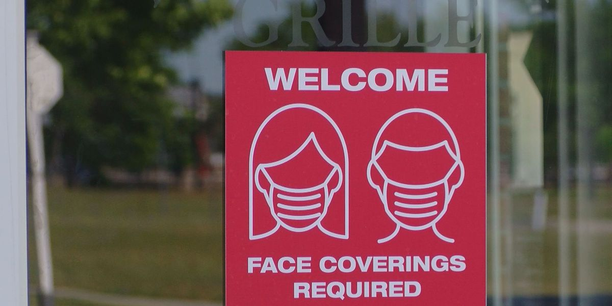 DHEC says fully vaccinated South Carolinians can stop using masks in most instances