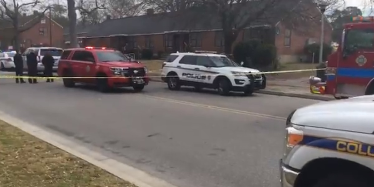2 people found dead inside of a Columbia, SC apartment complex located after welfare check, officials say