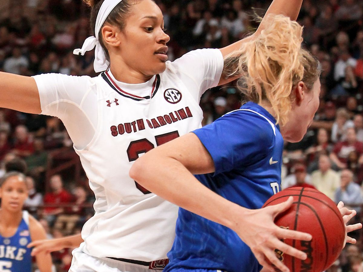 USC picked to finish second in SEC women's basketball poll, Jennings named Preseason All-SEC