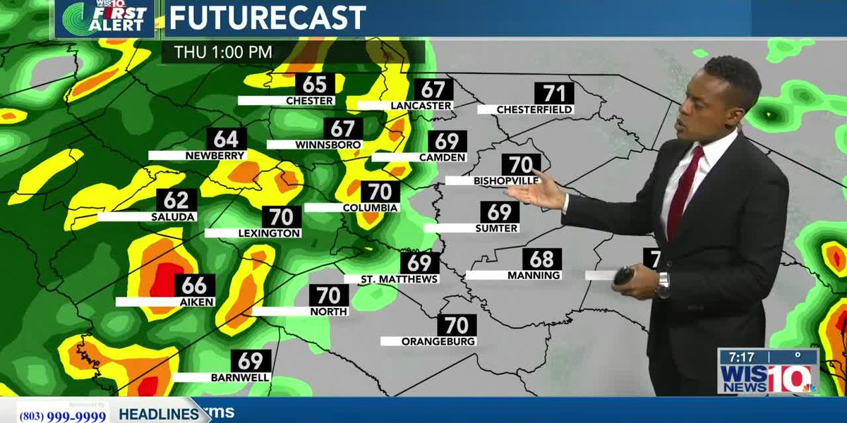 Dominic Brown's December 22nd Forecast