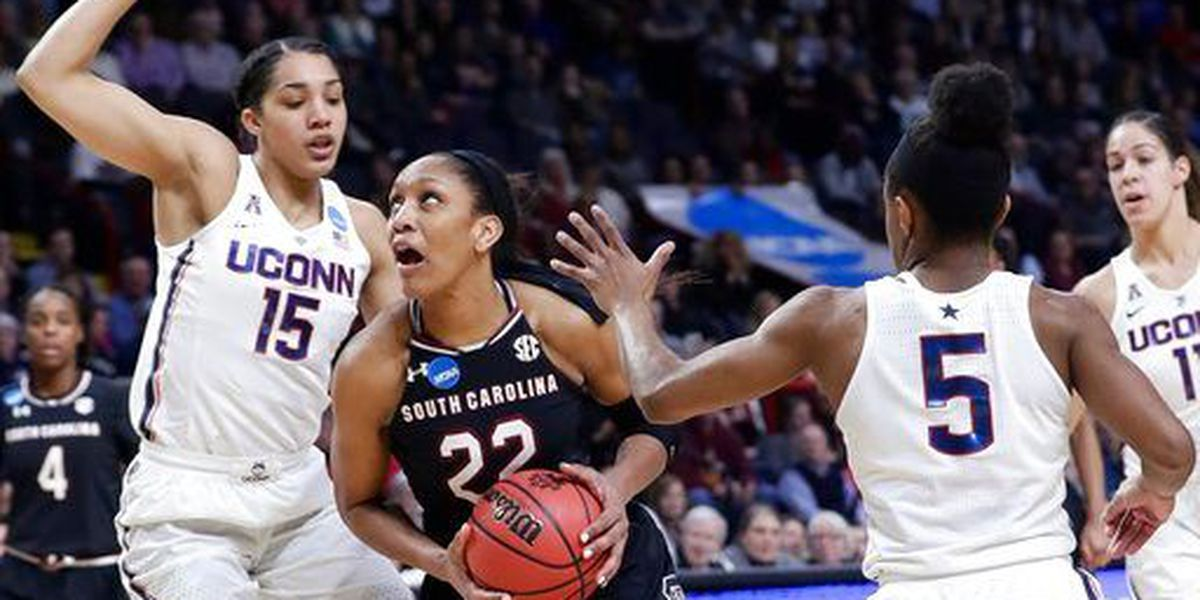 A'ja Wilson could end up with an ESPY with your help