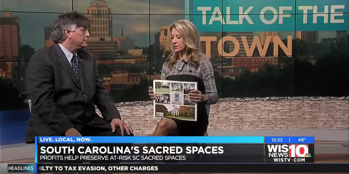 Talk of the Town: SC Sacred Spaces