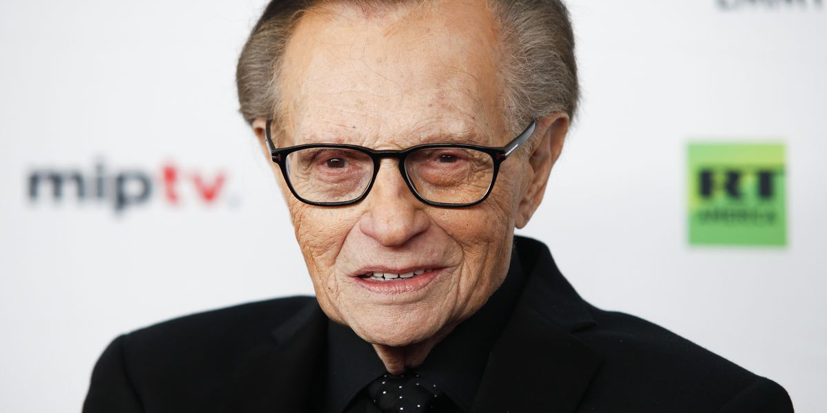 U.S. talk show legend Larry King dies at age 87
