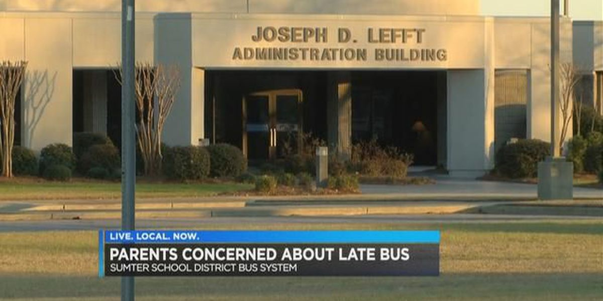 Parents complain late bus pick-up led to 26 tardies so far this school year